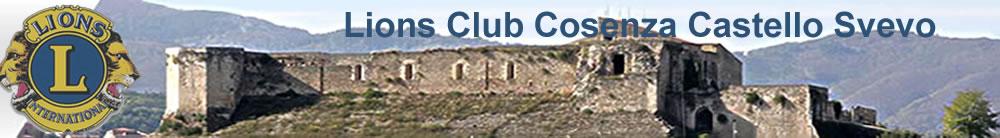 Lions Club Cosenza Castello Svevo